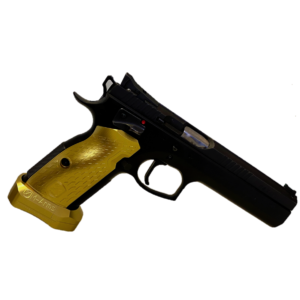 Grips 3D President (Short) for CZ