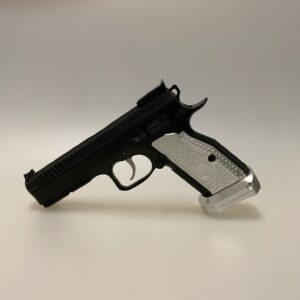 Set Monarch 1 for CZ Shadow 2 (short thin grips + magwell)