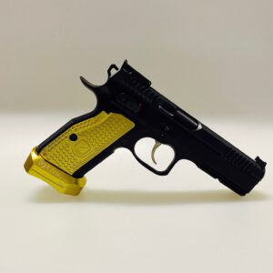 Set Monarch 1 for CZ Shadow 2 (short thick grips + magwell)