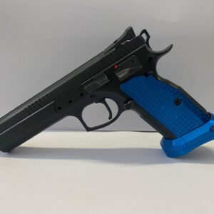 Set Monarch 1 for CZ TSO & TS2 (short thick grips + magwell)